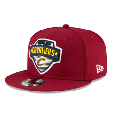 CLEVELAND CAVALIERS TIP OFF EDITION 9FIFTY SNAPBACK