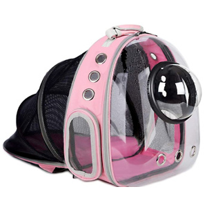 AJY Pet Clear Cat Backpack