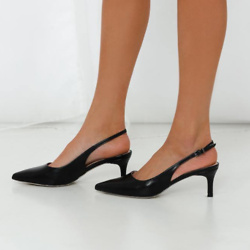 VERALI TERESSA 亮面高跟鞋