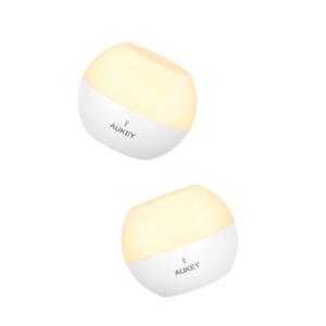AUKEY Table Lamp Touch Control LT-ST23 (2 Pack)