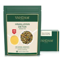 Sweet Himalayan Detox Green Tea Loose Leaf (7.06oz)