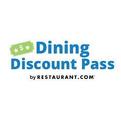 Restaurant.com Card + 6-Month Dining Discount Pass