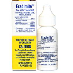 Eradimite Ear Mite Treatment