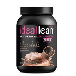 IDEALLEAT蛋白质巧克力 布朗尼 - 30 份