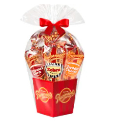 CLASSIC • 5-Cone Popcorn Gift Basket