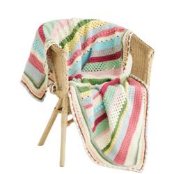 毛毯钩针编织套件