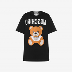 泰迪熊针织T恤