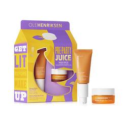 Pre-Party Juice Makeup Prep Set