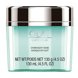 Olay: Get $1 OFF The Luminous Overnight Gel Face Mask