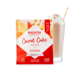Meal Replacement Carrot Cake Shake