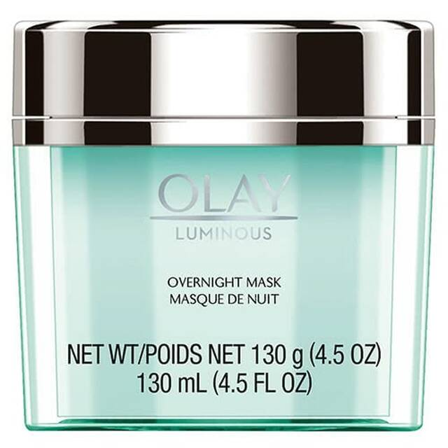 Olay Luminous Overnight Gel Face Mask