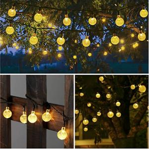 Joomer Solar String Lights Outdoor