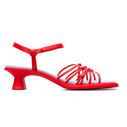 Dina 女士红色凉鞋