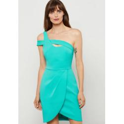 KACEY OFF-THE-SHOULDER DRESS