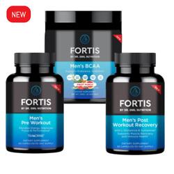 Fortis Men's Workout Bundle & Save