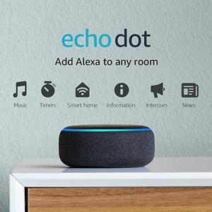 Amazon Echo Dot 3 智能音箱