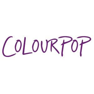 ColourPop: 40% OFF Select Collection