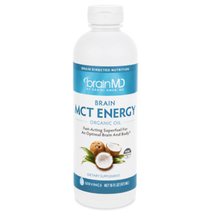 BrainMD Health: Brain MCT Energy with Free Shipping