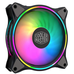 Cooler Master MF120 Halo Duo-Ring ARGB Lighting Fan