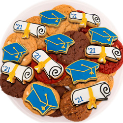 Graduation Favors Cookie Tray