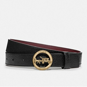 Coach Outlet: Extra 20% OFF All Coach Belts