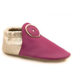 Child/Youth Scout Moccasin