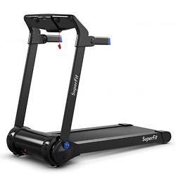 Folding Electric Treadmill Machine