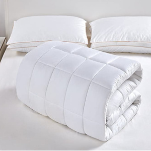 Oaskys 超软透气床垫套 Queen 尺寸