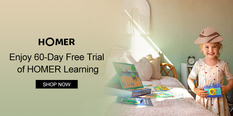 HOMER:Enjoy 60-Day Free Trial of HOMER Learning