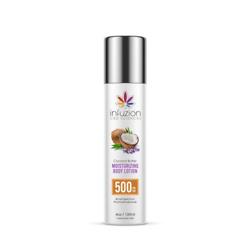 120ml 椰子油 500MG CBD 身体保湿乳液 4oz