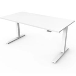 Float Sit Stand Desk