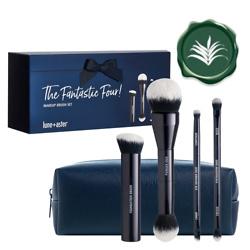 The Fantastic Four! Makeup Brush Set