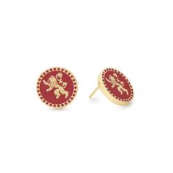 Game of Thrones™ House Lannister Stud Earrings