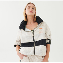 Routine Reversible Jacket in Print
