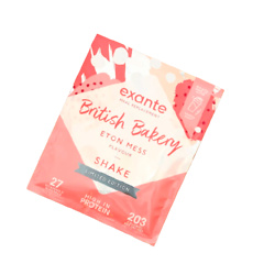 Meal Replacement Box of 7 Eton Mess Shakes
