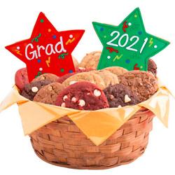 Graduation Celebration Cookie Basket