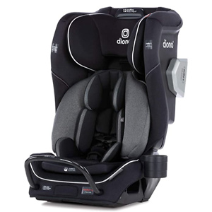 Diono Radian 3QXT 4-in-1 Rear and Forward Car Seat