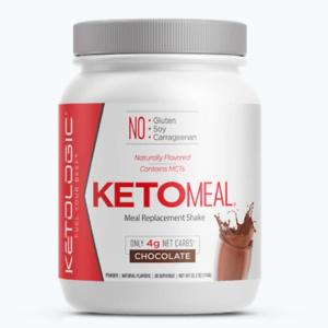 KetoLogic: 25% OFF Your All Orders