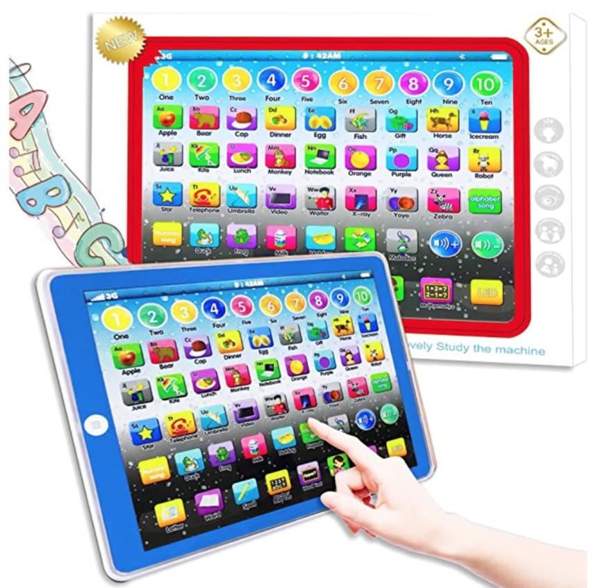 Wonderland Pool Learning Tablet