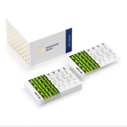 Pocket-sized Calendars
