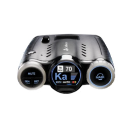二合一雷达探测器和行车记录仪驾驶员警报系统