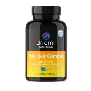 Dr. Emil Nutrition: Total Gut Complex Product