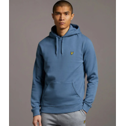 Pullover Hoodie - Slate Blue
