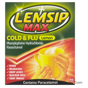 Chemist Direct: Up to 50% OFF Lemsip Cold and Flu Relief