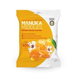 Manuka Middles - Honey & Lemon