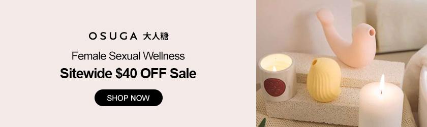 OSUGA: Sitewide $40 OFF Sale