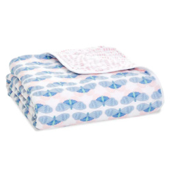 cotton muslin dream blanket