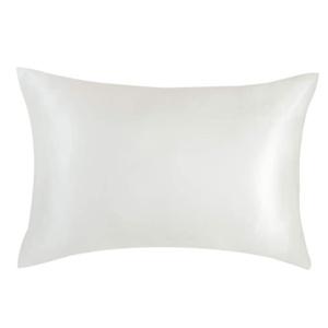 Bedsure White Mulberry Silk Pillowcase