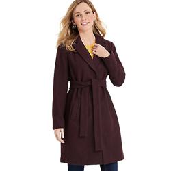 Brown Tie Waist Coat