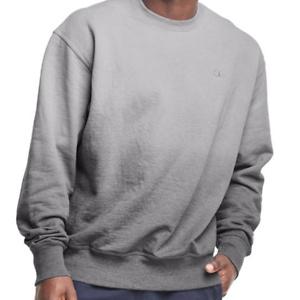 Champion Powerblend Ombré Crew Neck Sweatshirt